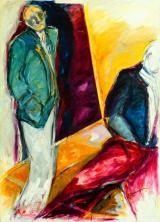 No es preciso-acrylic on canvas- 150 x 100 cm